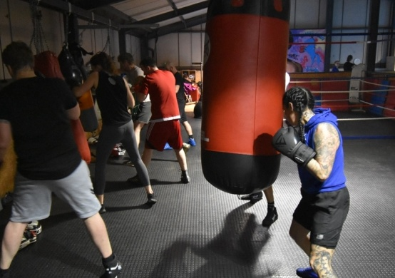 Suffolk Punch Boxing Club